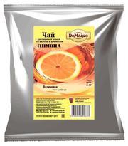Чай растворимый черный со вкусом и ароматом лимона DeMarco