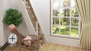 Деревянные лестницы PROFI&HOBBY™