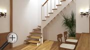 Комбинированные деревянные лестницы PROFI&HOBBY™