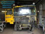 Грузовой автосервис ремонт грузовиков