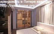 Двухкомнатная в аренду,  Выборгский. ст.м. Ленина