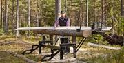 Деревообрабатывающее оборудование Logosol