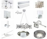Европейские светильники оптом и в розницу со склада