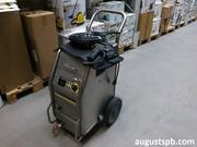 Очистка оборудования сухим льдом (криобластинг)