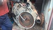 Двигатель с MAN D2066 б/у на запчасти