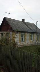 продаю участок с домом в Пскове на берегу реки