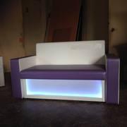 Продам диван с подсветкой
