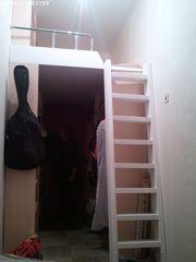 Второй ярус в комнаты с высоким потолком.