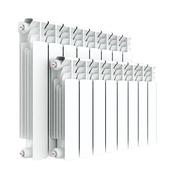 Алюминиевый радиатор РИФАР Alum 500 (Кол-во секций: 1;  Мощность,  Вт: 183)