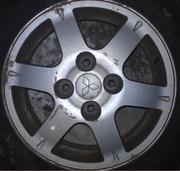 Диск колесный 15R на Ланцер 9 2006г. 1, 6л