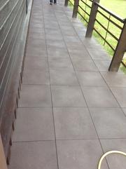 Резиновое плитка 500х500 для благоустройства территорий.