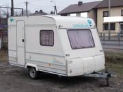 трейлер - караван CARAVELAIR SILVER 330