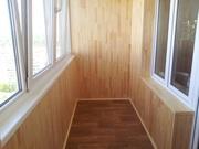 Остекление лоджии-балкона, квартир, коттеджей.