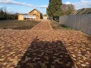 укладка тротуарной плитки,  благоустройство территории,  асфальтирование