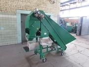 оборудование машина для фасовки упаковки картофеля,  овощей,  моркови,  лука уф-10 с клипсатором