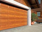 Автоматические ворота для гаражей и предприятий