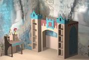 Интерьер детской комнаты от 1500 за кв.м.