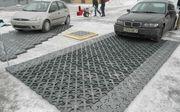 две формы по производству газонной плитки Presma Германия