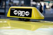 Такси Рио ищет водителей на своем автомобиле