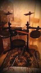 электронные барабаны Orla DX 100