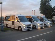 Водитель на туристический автобус категории Д