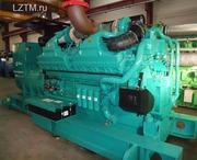 Изготовление и поставка электростанций,  двигателей.