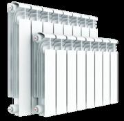 Алюминиевый радиатор РИФАР Alum 500 (Кол-во секций: 1;  Мощность,  Вт: 183) 529 рублей