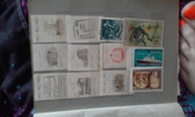 марки разной тематики