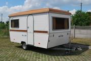 Прицеп кемпинговый дом дача  LA BOHEME EUROPLI 370