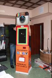 Аппараты для печати фото из соцсетей. Инстаматы
