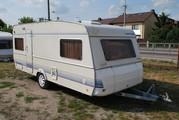 Прицеп кемпинговый дом дача  EURA MOBIL 510