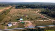 Участок у Озера в Ленинградской области,  Вода,  Газ,  Канализация