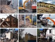 Демонтаж зданий цена за 1 м2 Петербург.