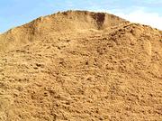 Намывной песок карьерный с доставкой