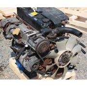 Двигатель D4AL HD72 в сборе с навесным оборудованием (б/у)