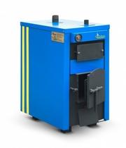 Твердотопливные  пиролизные двухконтурные  котлы (10 кВт - 100кВт)