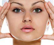 Микротоковая терапия по лицу и телу.