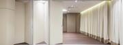 Раздвижные стены,  перегородки для офисов,  квартир