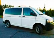 Микроавтобус Volkswagen в аренду без водителя