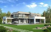 Готовые проекты домов в Крыму,  проектирование зданий