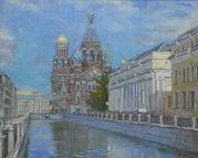Картины на заказ. Доставка. Санкт-Петербург.