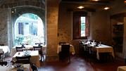 Действующий ресторан в усадьбе ХII века в предместье Барселоны