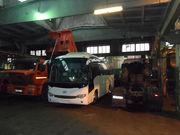 Ремонт грузовых автомобилей и автобусов