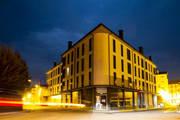 Действующий апарт-отель в Пиренеях на границе Испании с Францией