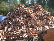 Дрова березовые,  продажа дрова,  дрова колотые в спб с доставкой.
