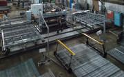 Оборудование для производства сварных сеток для заборных ограждений 2D и 3D