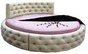 Круглая кровать Аркада