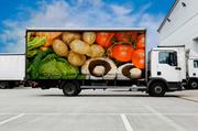 Перевозки продуктов питания.