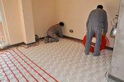Произвожу монтаж систем отопления домов коттеджей (теплый пол,  водосна