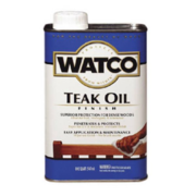 Тиковое масло Watco Teak Oil Finish.